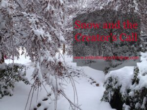 snow and creator