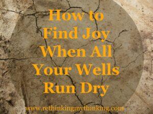 Joy Dry Well
