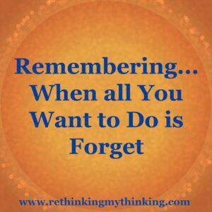 Remembering RTMT